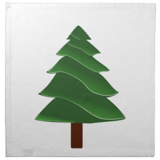 Christmas Pine Napkin