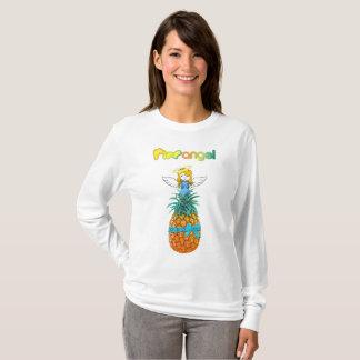 Christmas Pineangel Pineapple Tree T-Shirt