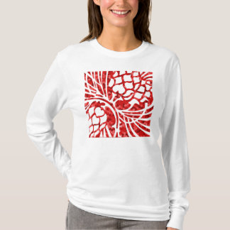 Christmas Pinecones Art Graphic T-Shirt