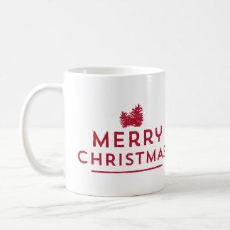 Christmas Pinecones Coffee Mug