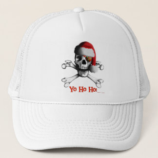 Christmas Pirate Hat