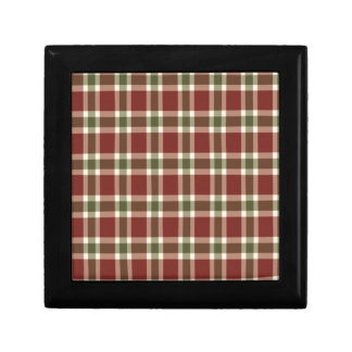 christmas-plaid- gift box