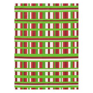 Christmas Plaid Tablecloth