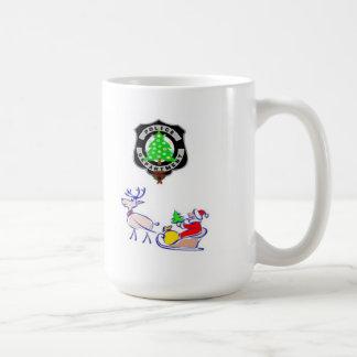 Christmas Police Gifts Coffee Mug