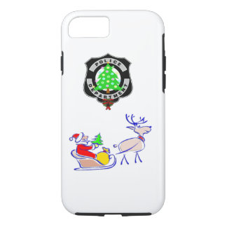 Christmas Police Gifts iPhone 8/7 Case