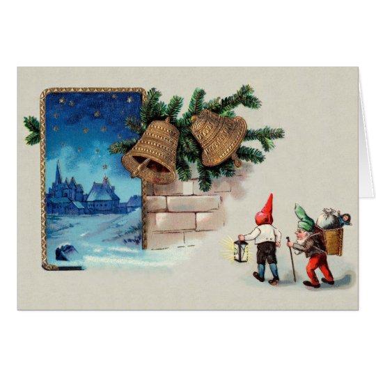 Christmas Portal Greeting Card