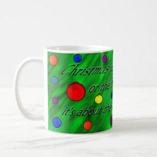Christmas Present Coffee Mug