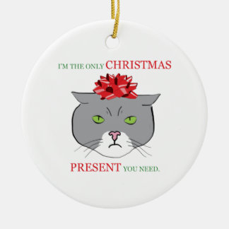 Christmas Present Ornament