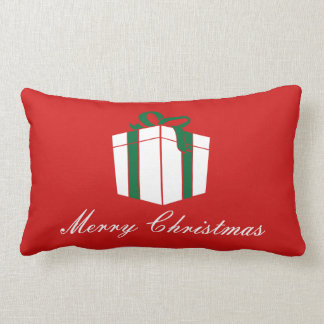 Christmas Proposal Pillow