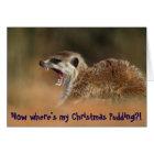 Christmas Pudding - KMP Christmas Card