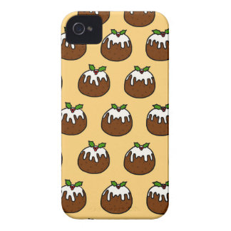Christmas Puddings iPhone 4 Case
