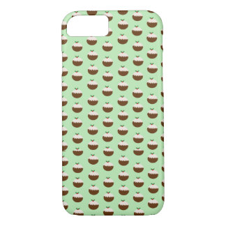 Christmas Puddings iPhone 8/7 Case