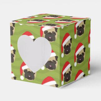 Christmas Pugs 2016 (17) Favor Box
