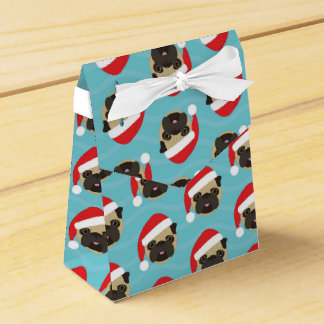 Christmas Pugs 2016 (18) Favor Box