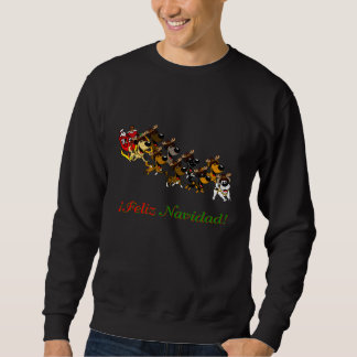 Christmas Pups Sweatshirt