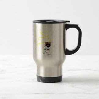 Christmas Pups Travel Mug