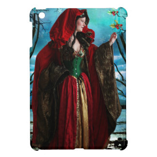 CHRISTMAS QUEEN iPad MINI COVER