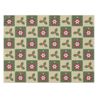 Christmas Quilt Tablecloth
