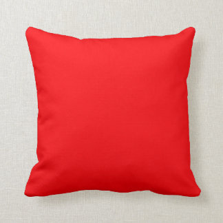 Christmas Red Velvet Throw Pillow