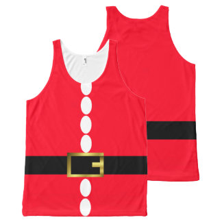 Christmas regatta All-Over-Print tank top