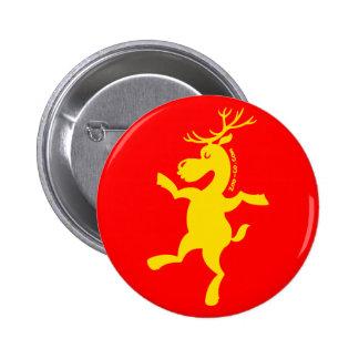 Christmas Reindeer Exercising Buttons