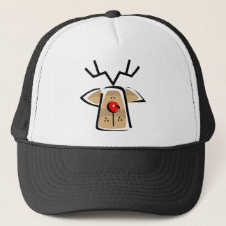 Christmas Reindeer Hat