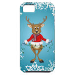 Christmas Reindeer iPhone4 case mate vibe iPhone 5 Covers