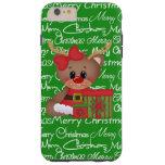 Christmas Reindeer iPhone 6 plus tough case Tough iPhone 6 Plus Case