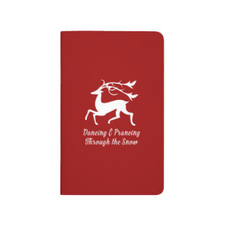 Christmas Reindeer Journal