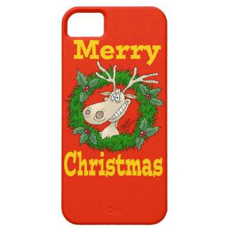 Christmas Reindeer reef. iPhone 5 Case