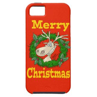 Christmas Reindeer reef. iPhone 5 Covers