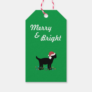 Christmas Retriever Gift Tags Pack Of Gift Tags