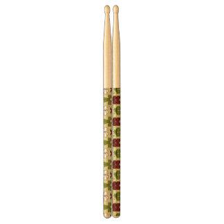 Christmas Ribbons & Bows Drumsticks