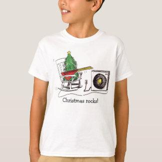 Christmas rocks! Kids T T-Shirt