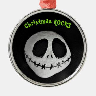 Christmas ROCKS Ornament