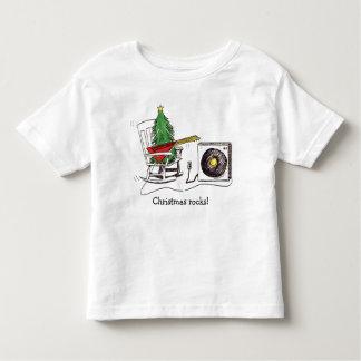 Christmas rocks! Toddler T Toddler T-shirt