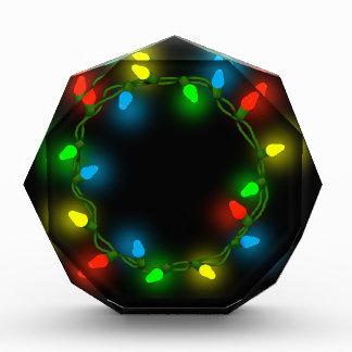 Christmas round lights