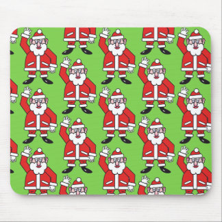 Christmas Santa Claus 02.2 Mouse Pad