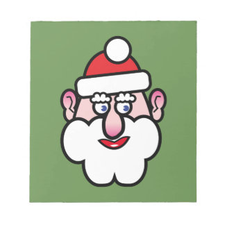 Christmas Santa Claus 1.0 Notepad