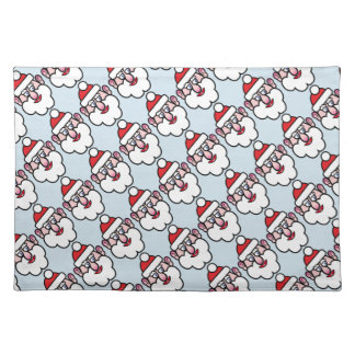 Christmas Santa Claus 1.0 Placemat
