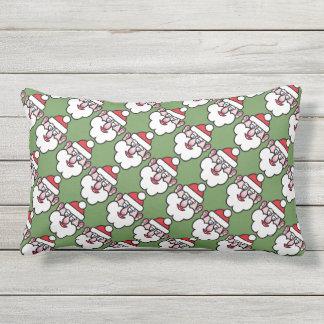 Christmas Santa Claus 3.2.2, 45 Outdoor Pillow