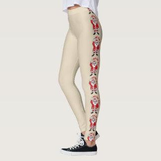 Christmas Santa Claus HO HO HO! 2.07 Leggings