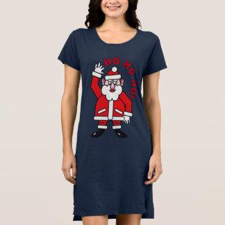 Christmas Santa Claus HO HO HO! Dress