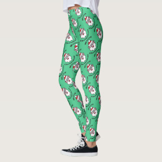 Christmas Santa Claus, Merry Christmas 04.2 Leggings