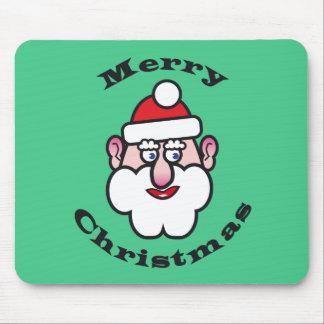 Christmas Santa Claus, Merry Christmas Mouse Pad
