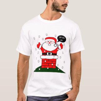 Christmas Santa Ho Ho Ho T-Shirt