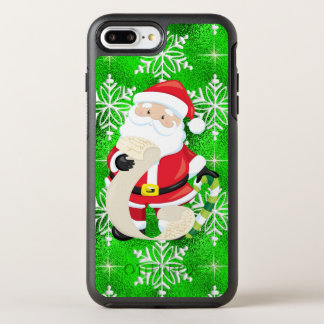 Christmas Santa Holiday iPhone 7 plus case