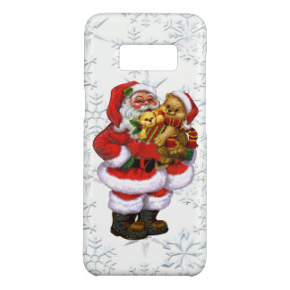 Christmas Santa Holiday Samsung Galaxy S8 case