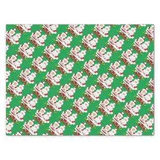 Christmas Santa Holiday tissue paper
