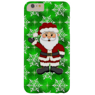 Christmas Santa iPhone 6 plus barely there case